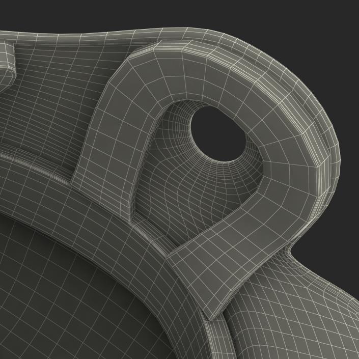 3D Batting Helmet 2