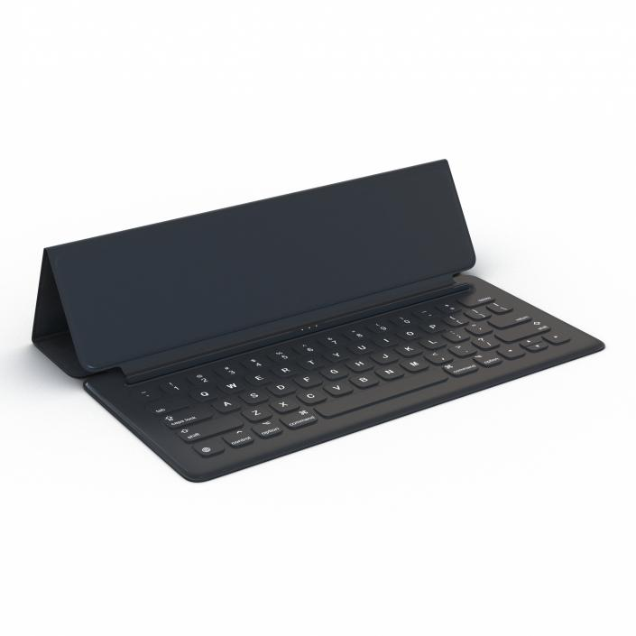 3D model Apple Smart Keyboard