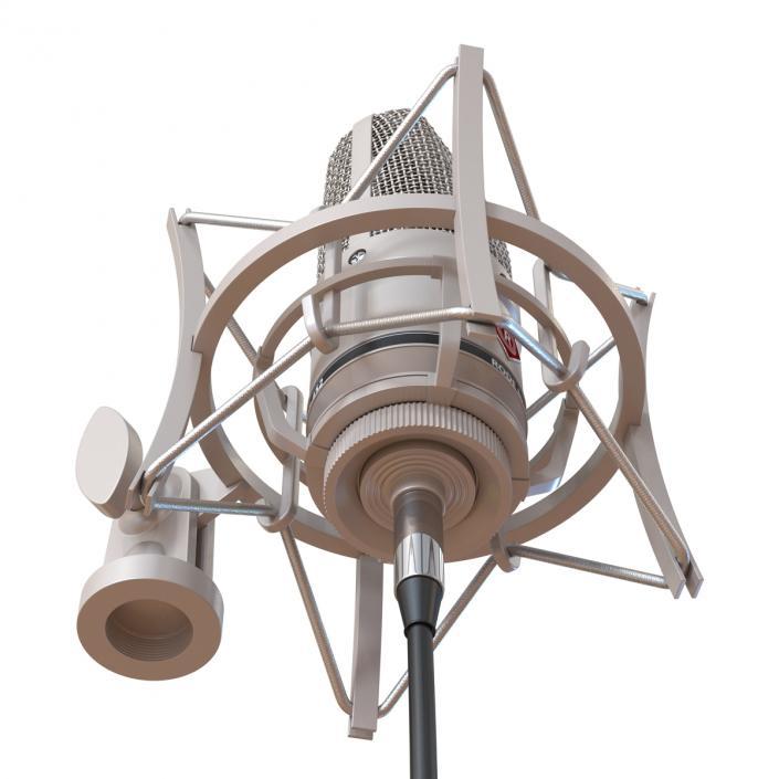 3D model Condenser Microphone Rode