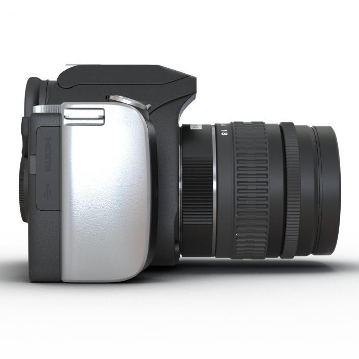 Pentax K-S1 Black 3D