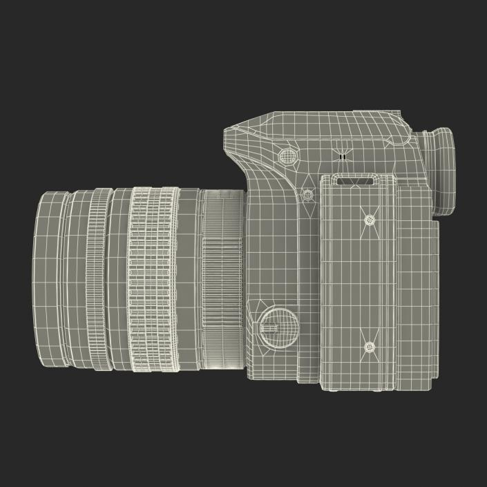 3D Pentax K-S1 Blue